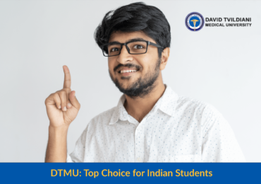 DTMU: Top Choice for Indian Students