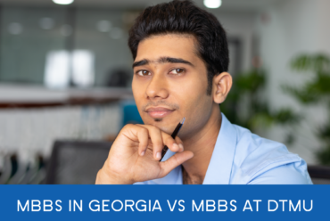 MBBS in Georgia vs MBBS at DTMU